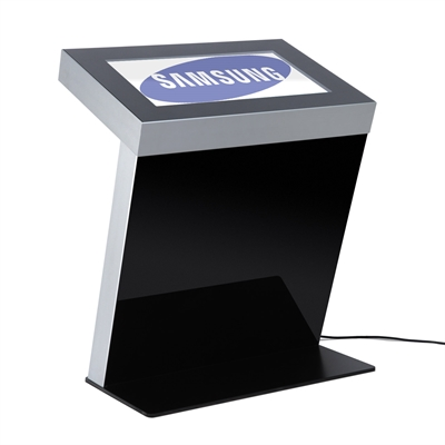"InfoPro Digital Kiosk med 32"" Display - Svart"