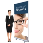 BUSINESS rollup inkl. tryck - 80 x 200 cm